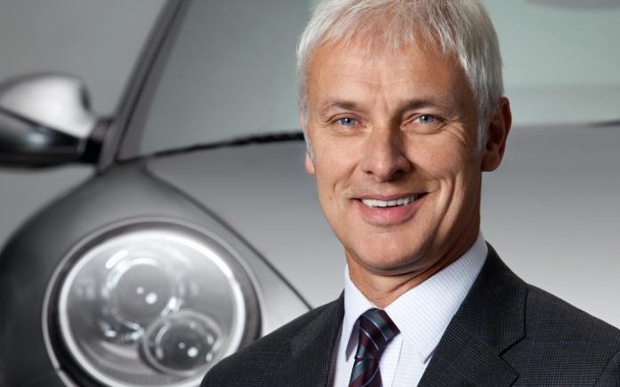 CEO Porsche