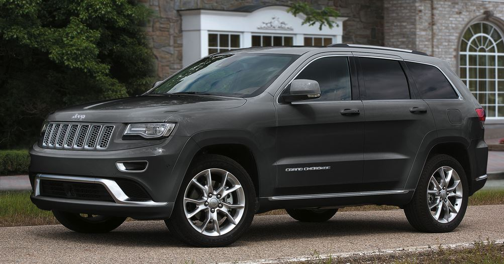 Jeep Grand Cherokee Summit Platinum