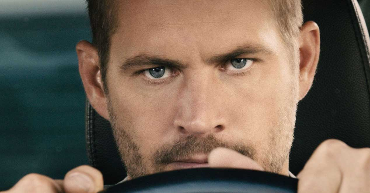 a todo gas paul walker
