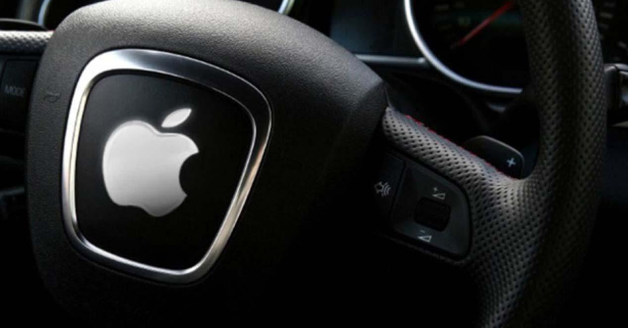 apple car volante