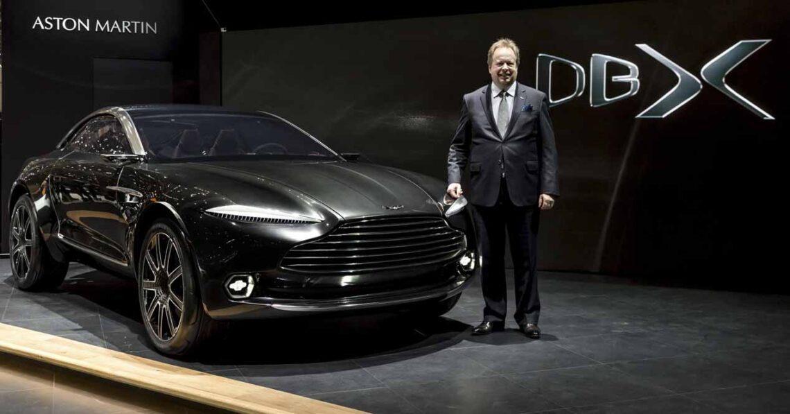 Aston Martin Varekai 2019