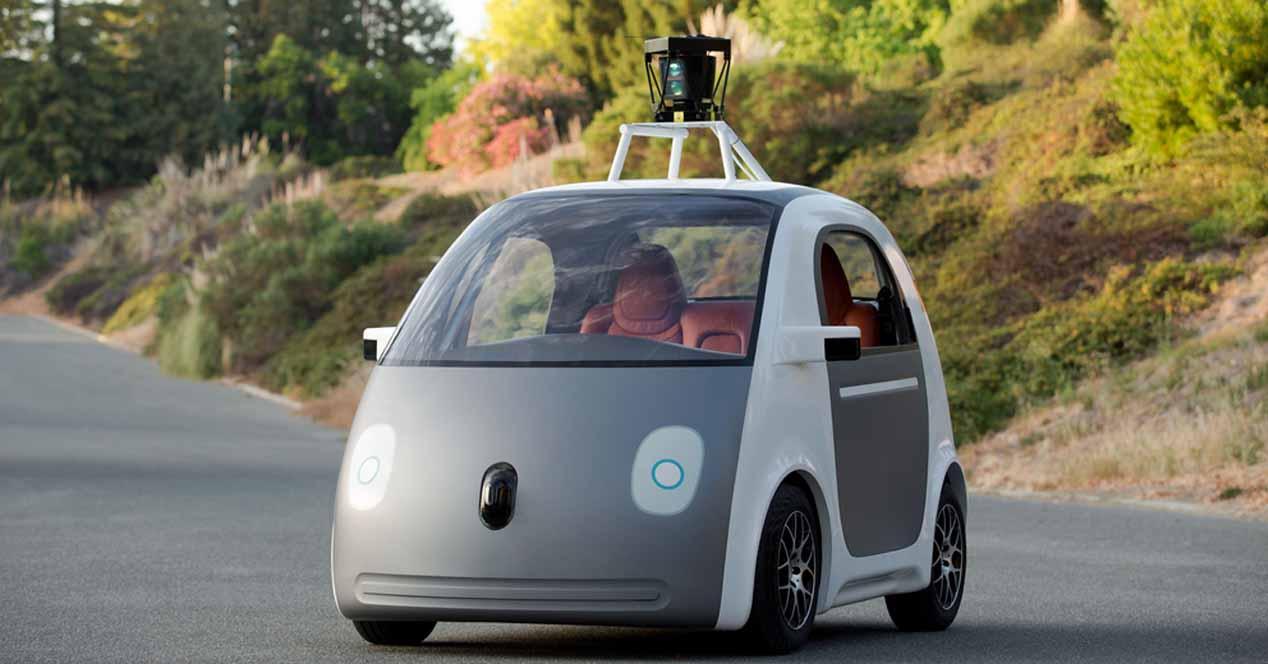 coche inteligente google