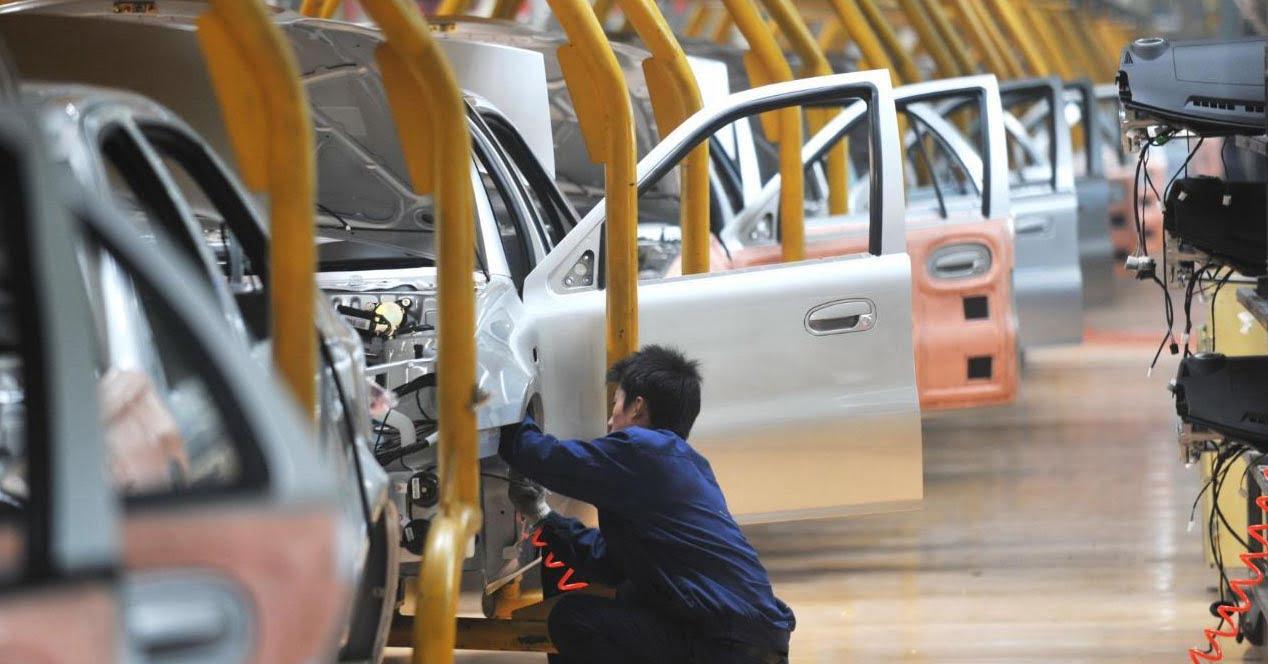 fabricacion coche nuevo