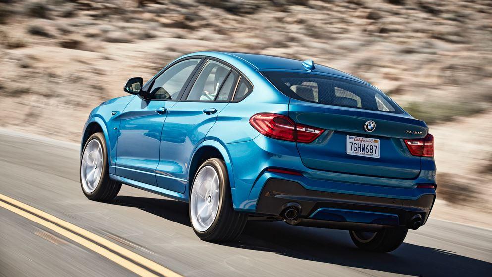 BMW X4 M40i 07