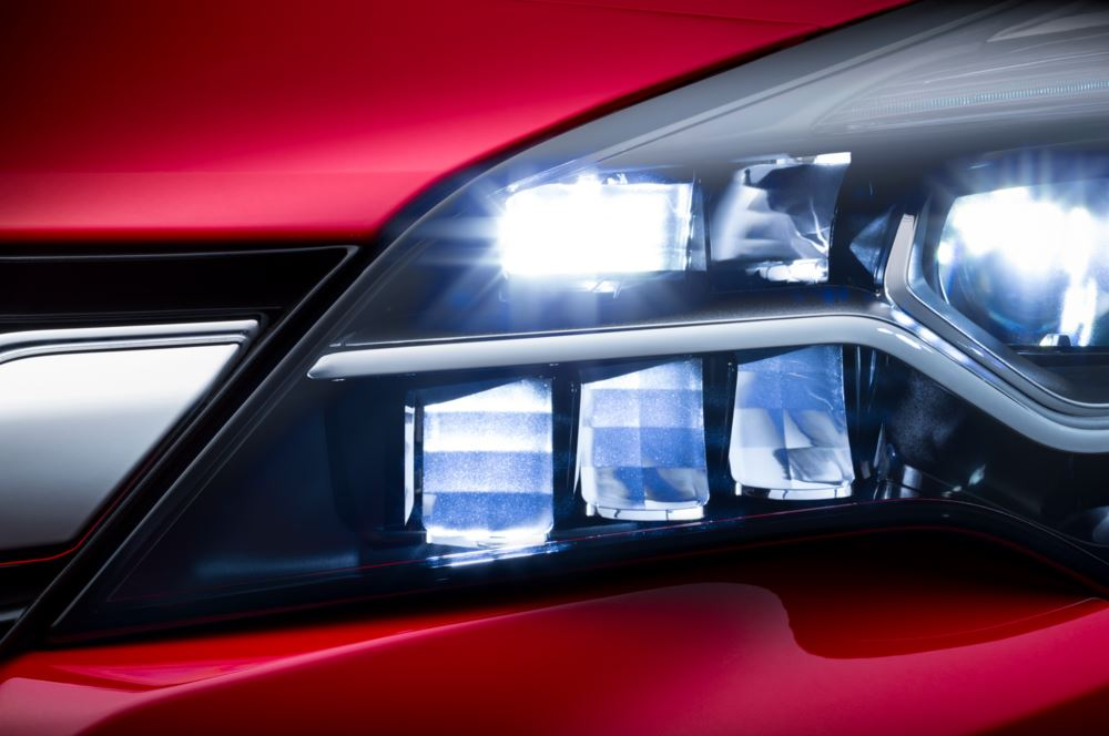 Opel Astra Intellilux LED