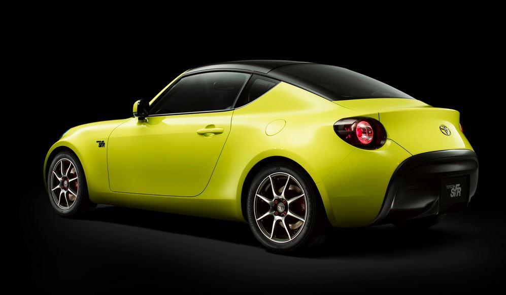 Toyota S-FR Concept