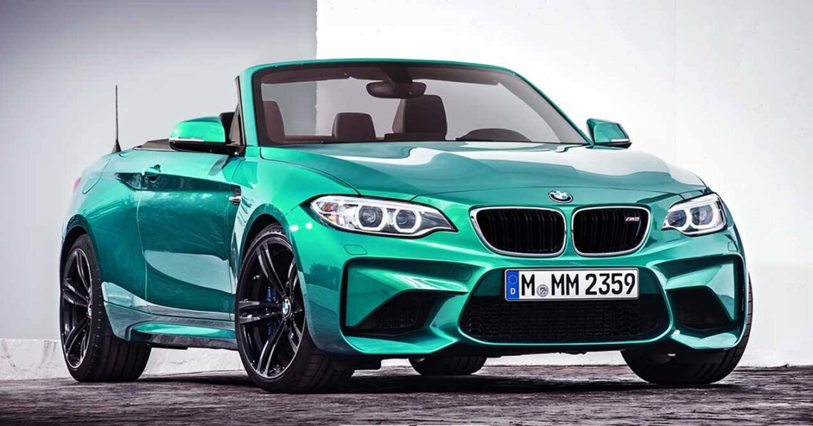 bmw m2 cabrio o c mo ser a dejarte despeinar por sus 370 cv. Black Bedroom Furniture Sets. Home Design Ideas