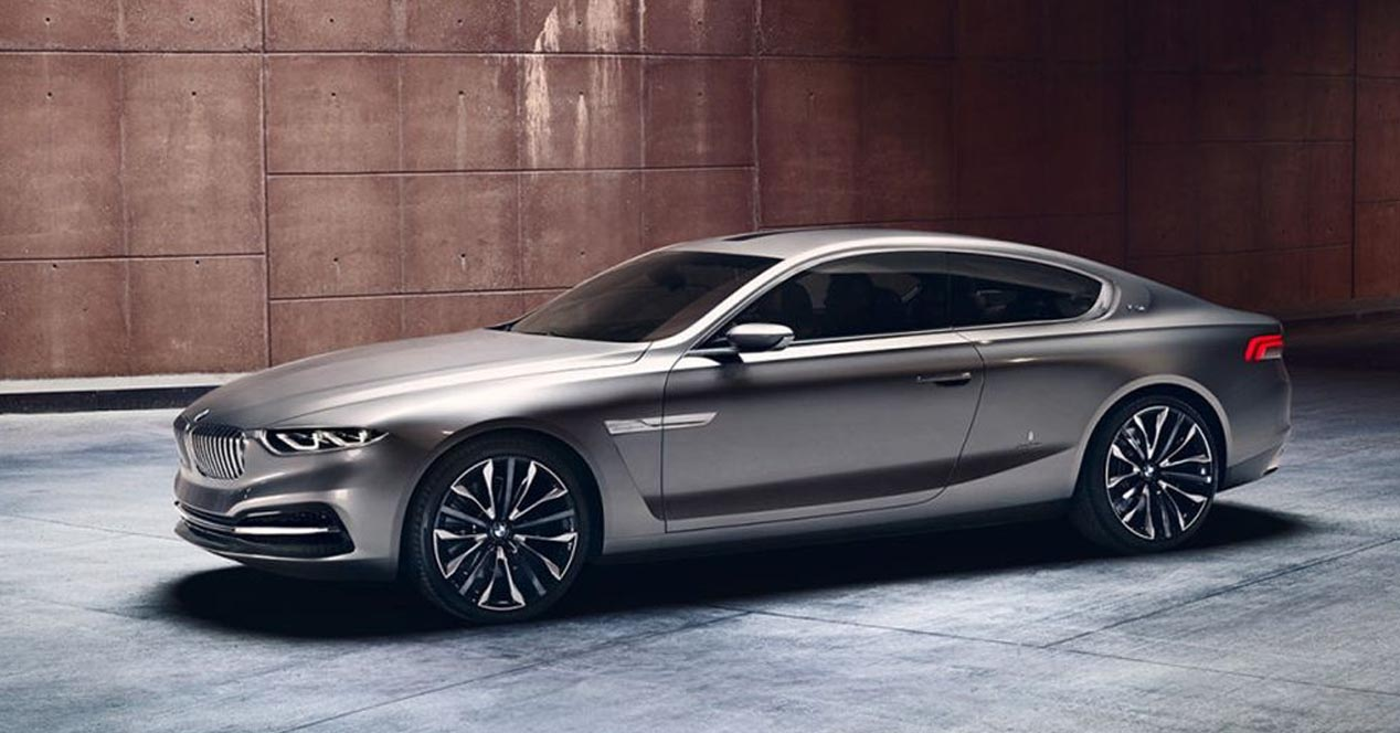 bmw serie 9 coupe