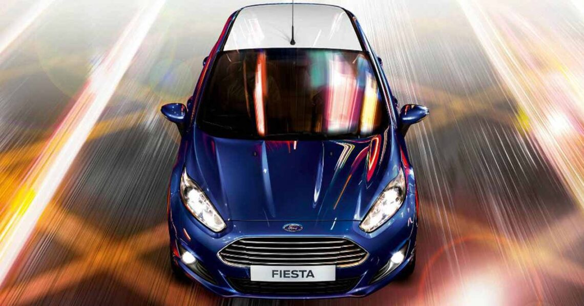 ford fiesta collection