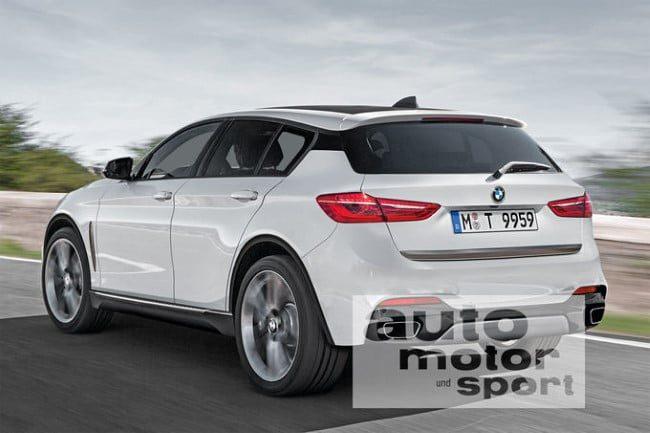 BMW-X2-photoshop-rear