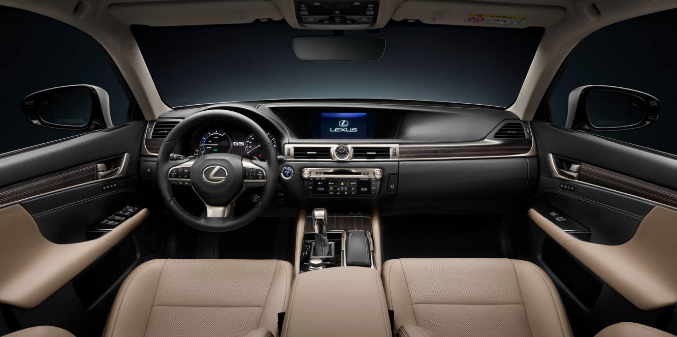 Lexus GS300h 03