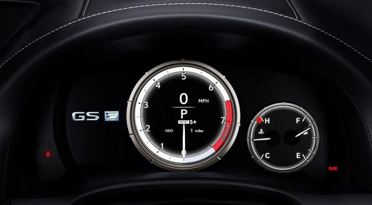 Lexus GS300h 09