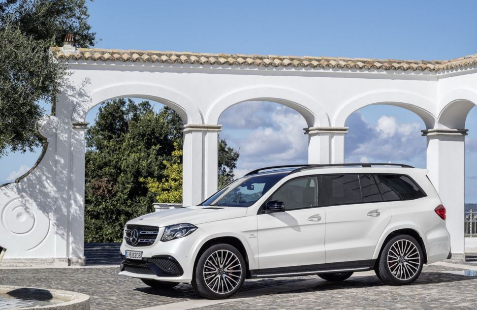 Mercedes-Benz GLS 19