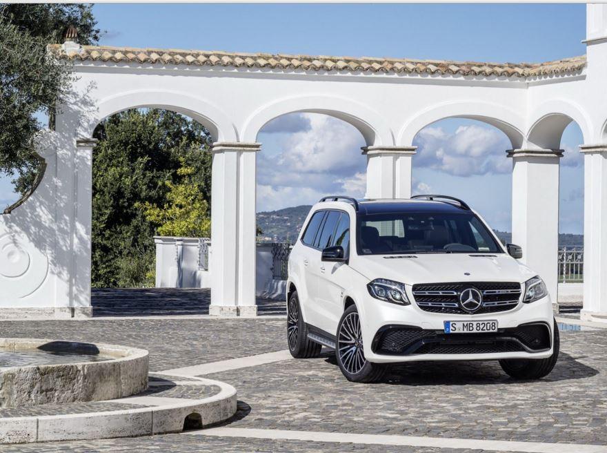 Mercedes-Benz GLS 21