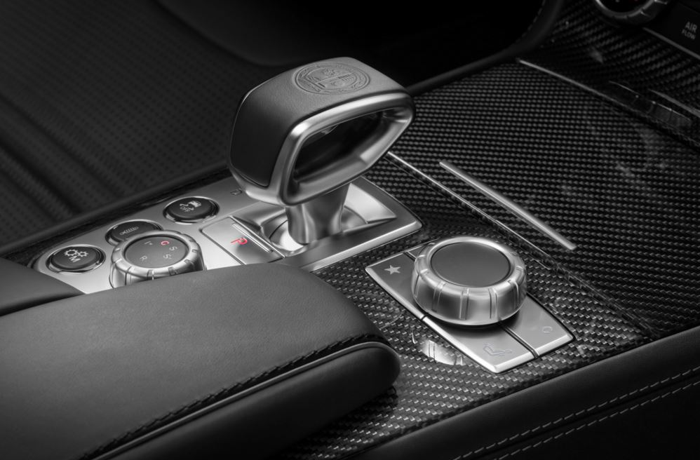 Mercedes-Benz SL 19