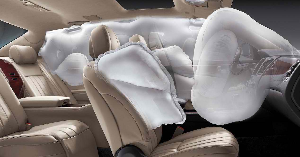 airbag coche seguridad