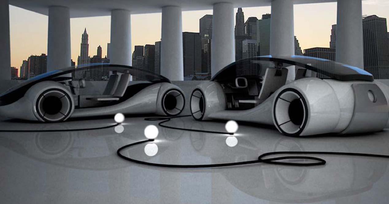 coche apple electrico