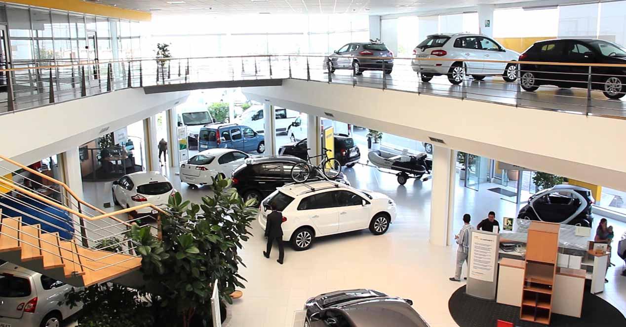 concesionario coches nuevos renault