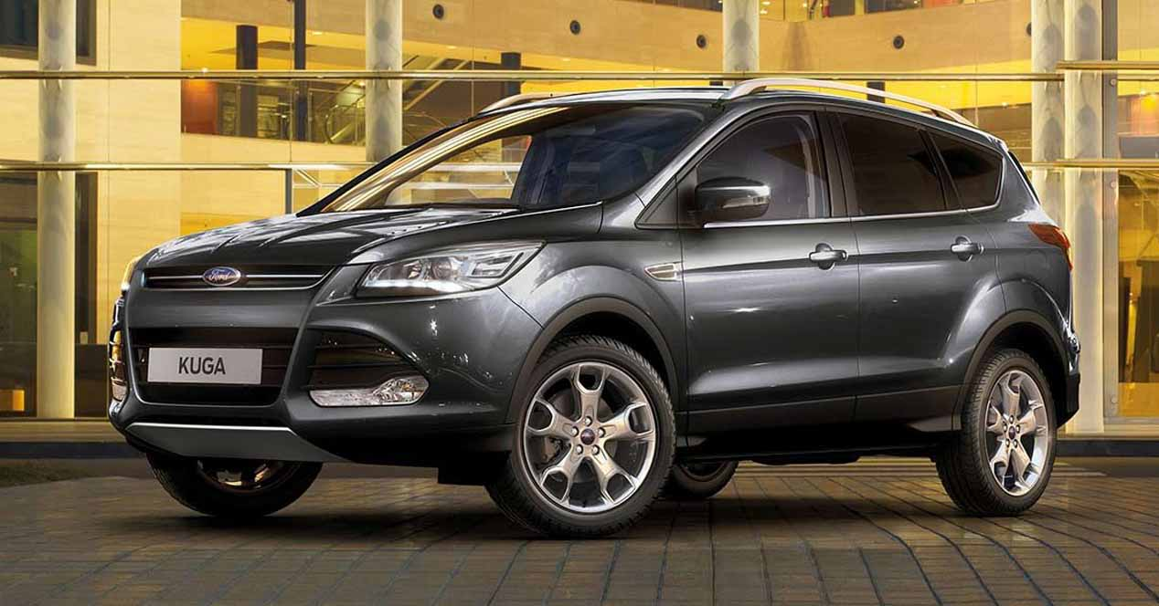 el ford kuga recibe el motor 1 5 ecoboost de 120 cv por euros. Black Bedroom Furniture Sets. Home Design Ideas