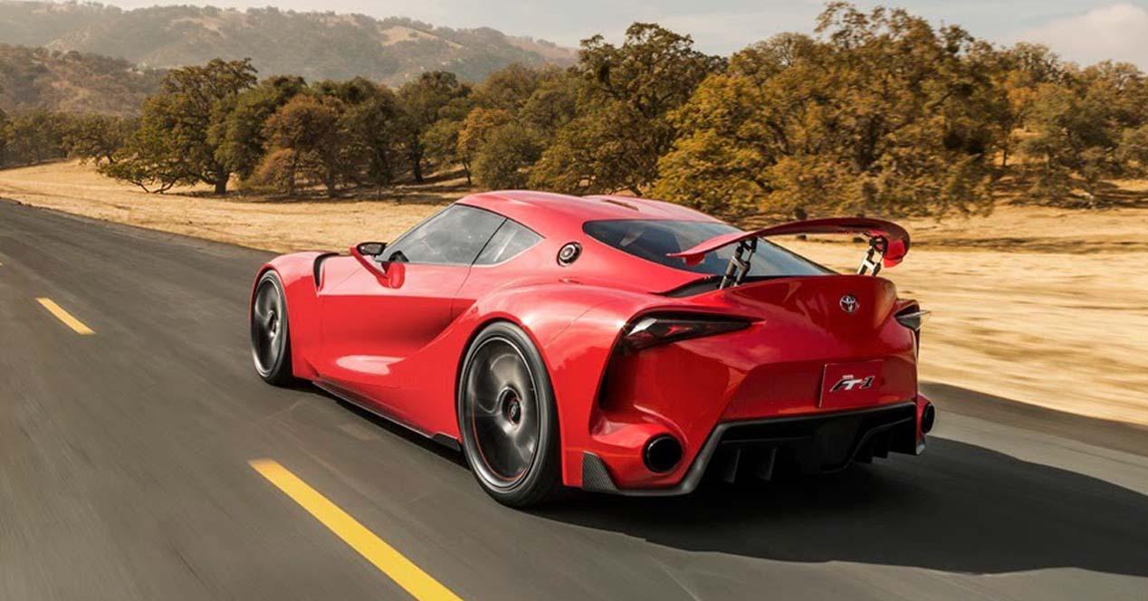 Toyota Supra 2016 Concept