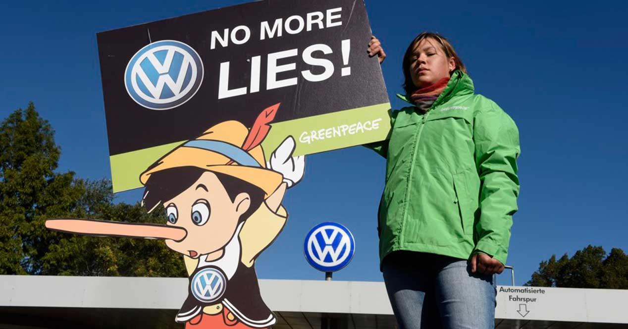 Volkswagen GreenPeace