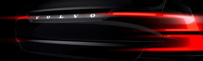 Volvo S90 teaser 2