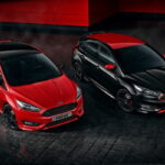 Ford Focus Red Black Edition