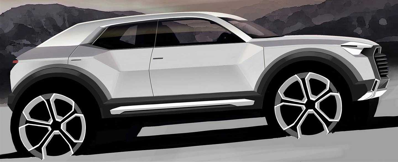 Audi Q2 Concept 2