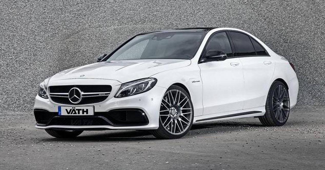Mercedes Clase C VATH