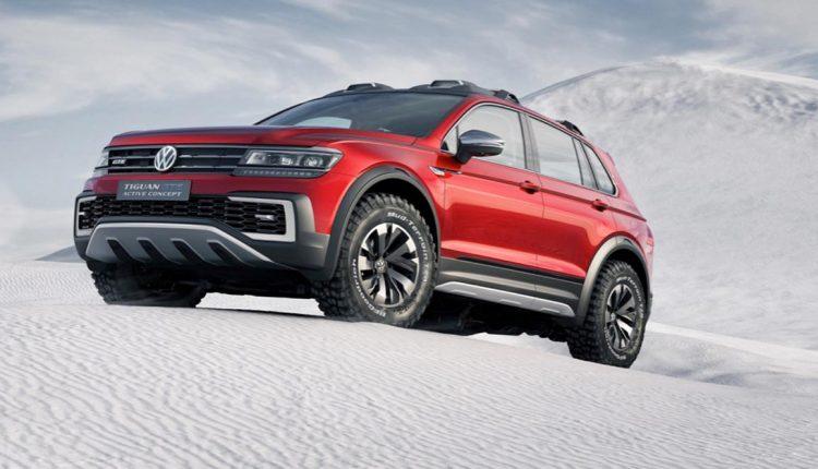 Volkswagen Tiguan GTE Active: híbrido y mucho más campero