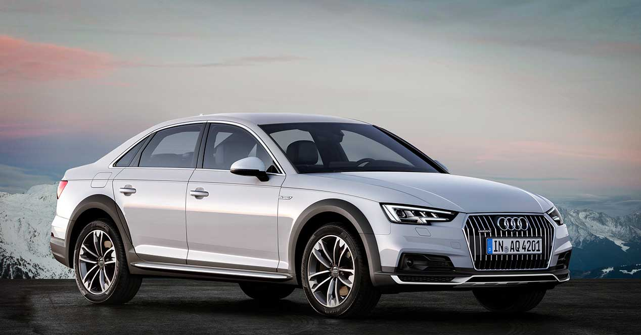 Audi A4 Allroad Sedan