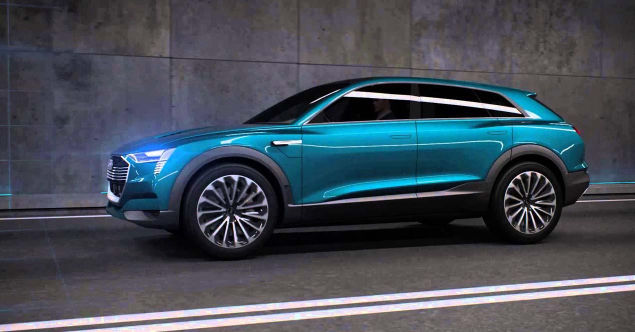 Audi Q6: el SUV eléctrico llegará en 2018 y con más de 500 ...