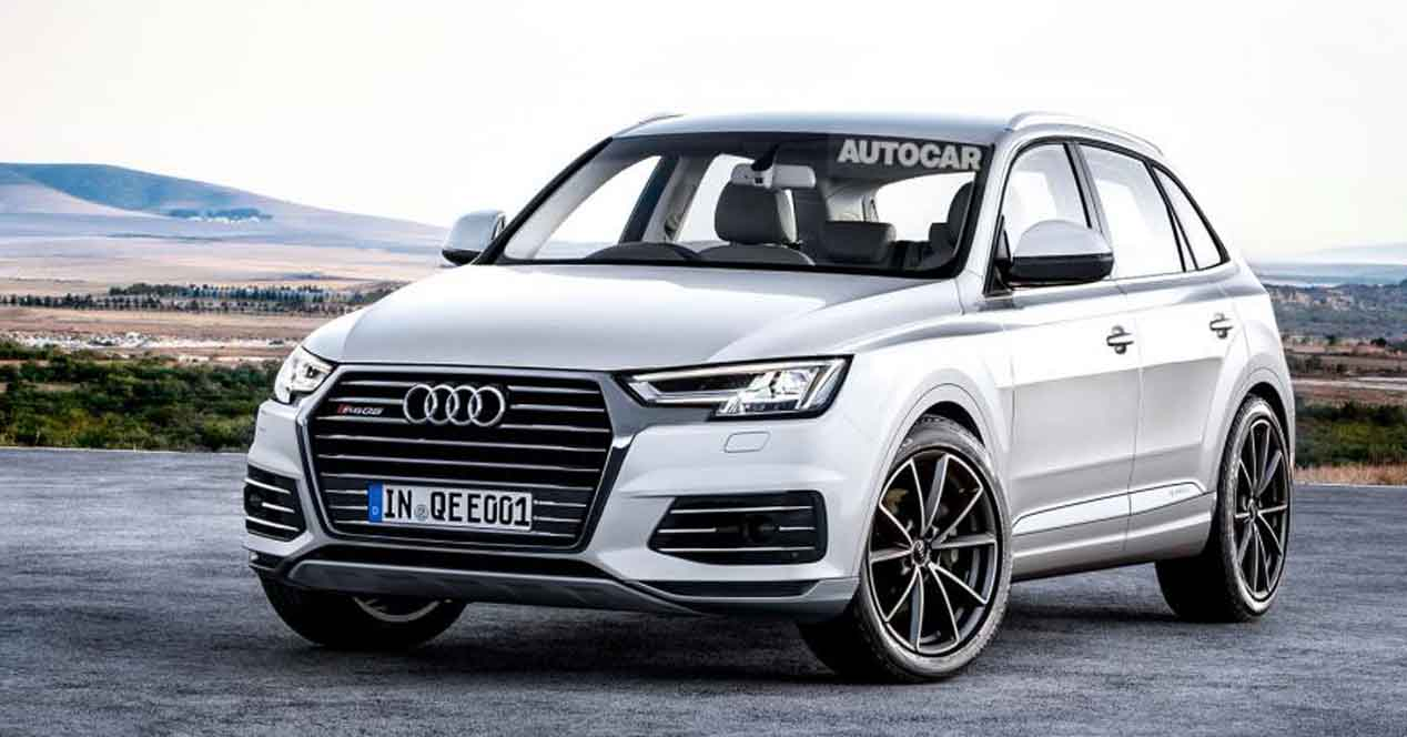 la versi n rs del nuevo audi q5 2017 traer un 3 0 v6 biturbo. Black Bedroom Furniture Sets. Home Design Ideas