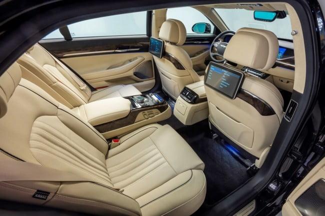 genesis g90 interior (2)