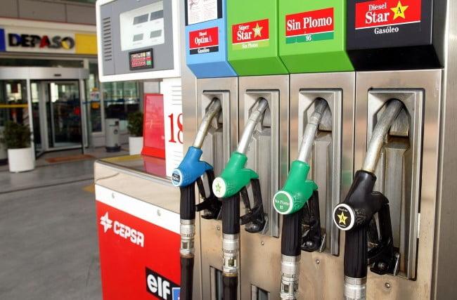 gasolina premium 98
