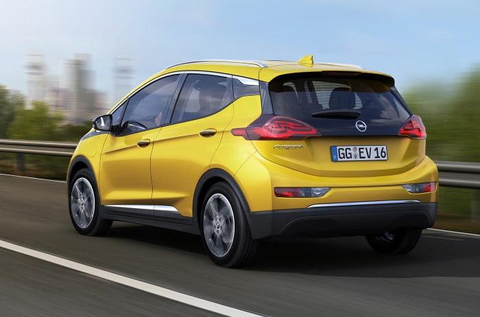 Opel Ampera-e 2016