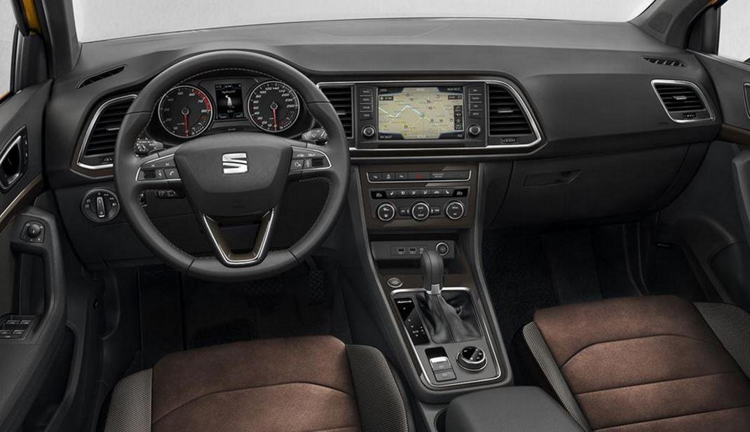 SEAT Ateca SUV 2016