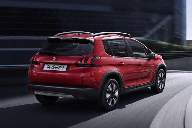 peugeot 2008 restyling 2016 1
