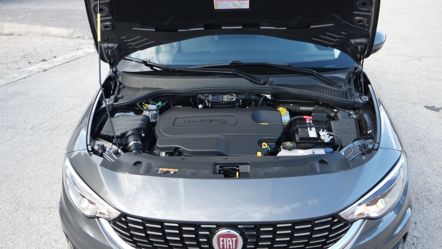 fiat tipo motor