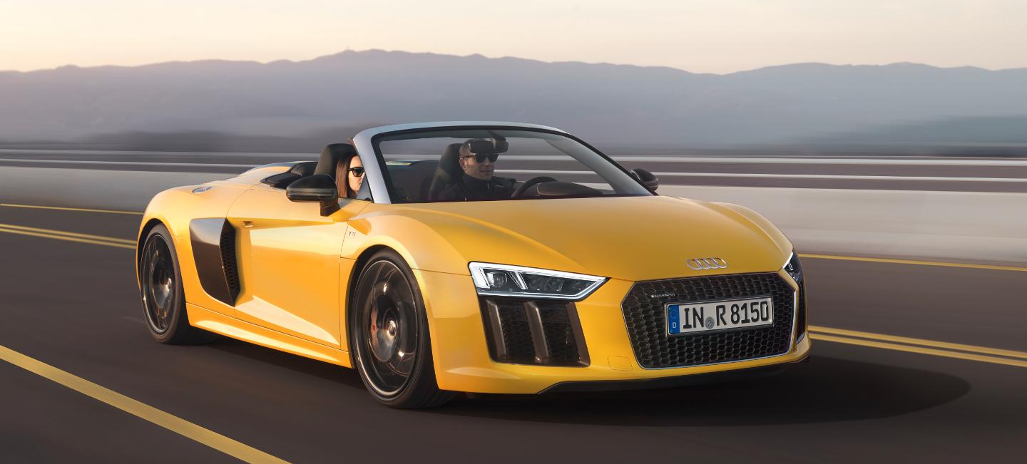 audi r8 spyder 2017 descapotable
