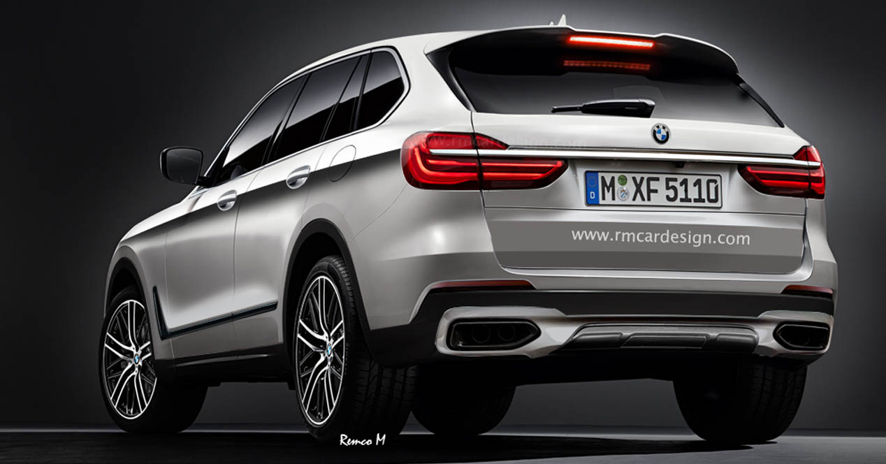 el bmw x5 2018 y su cambio de dise o ser as el suv b varo. Black Bedroom Furniture Sets. Home Design Ideas