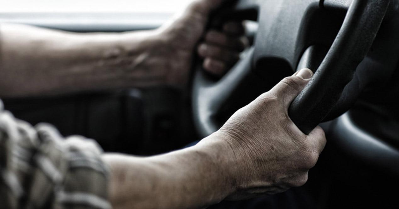 malos habitos conduccion
