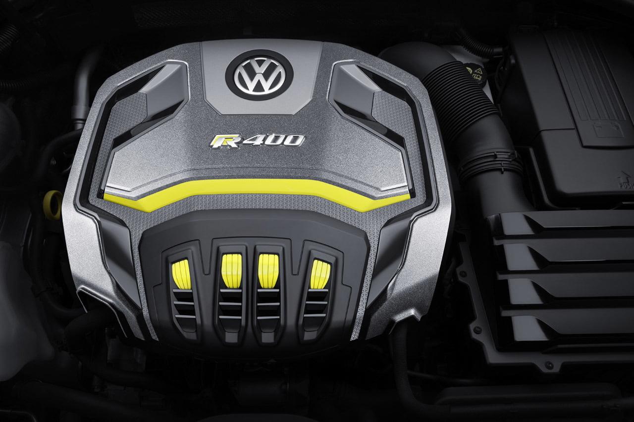 golf r400 ea888 motor
