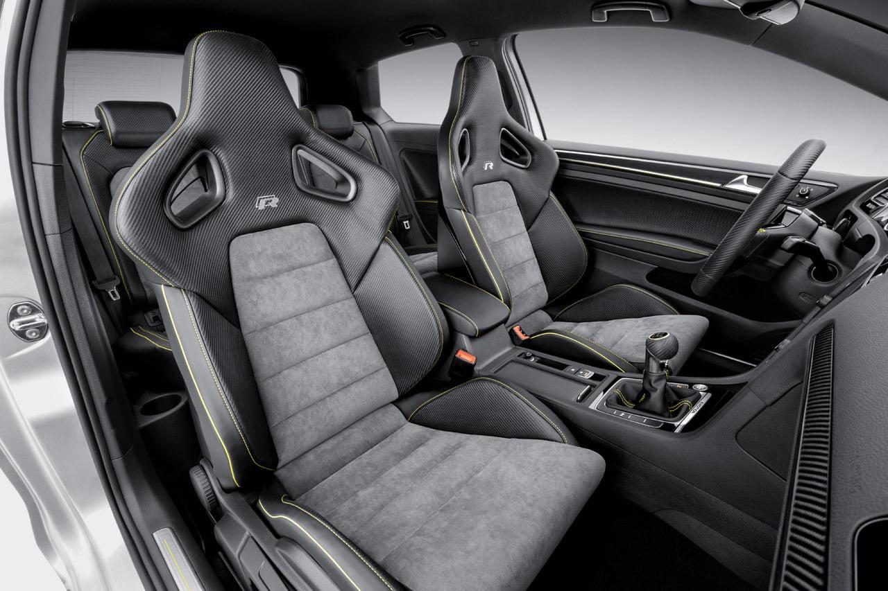 golf r400 interior
