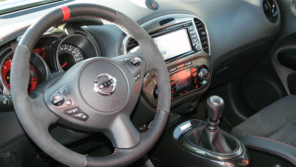 Prueba Nissan Juke Nismo Rs 1 6 Dig T 218 Cv