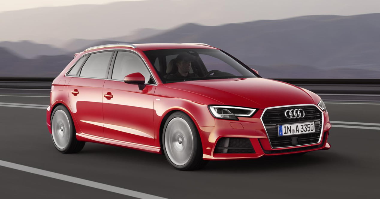audi a3 2016 restyling
