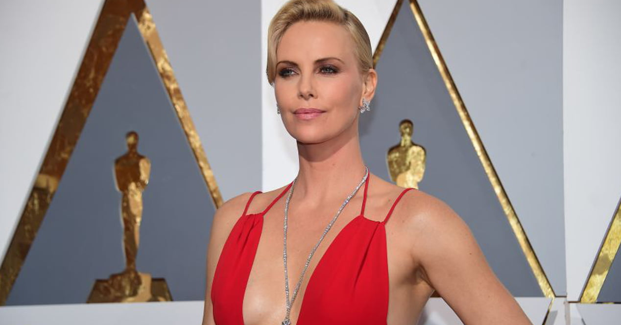 charlize theron a todo gas 8