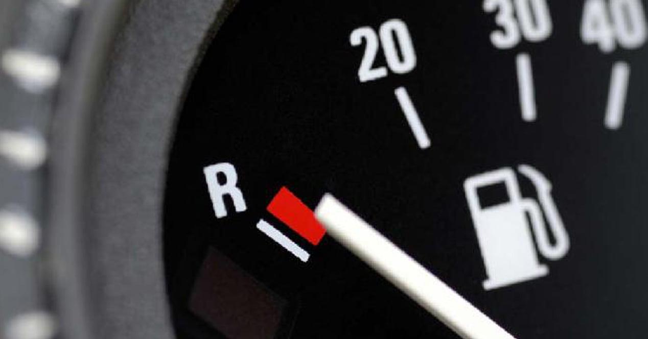 consumo combustible coche