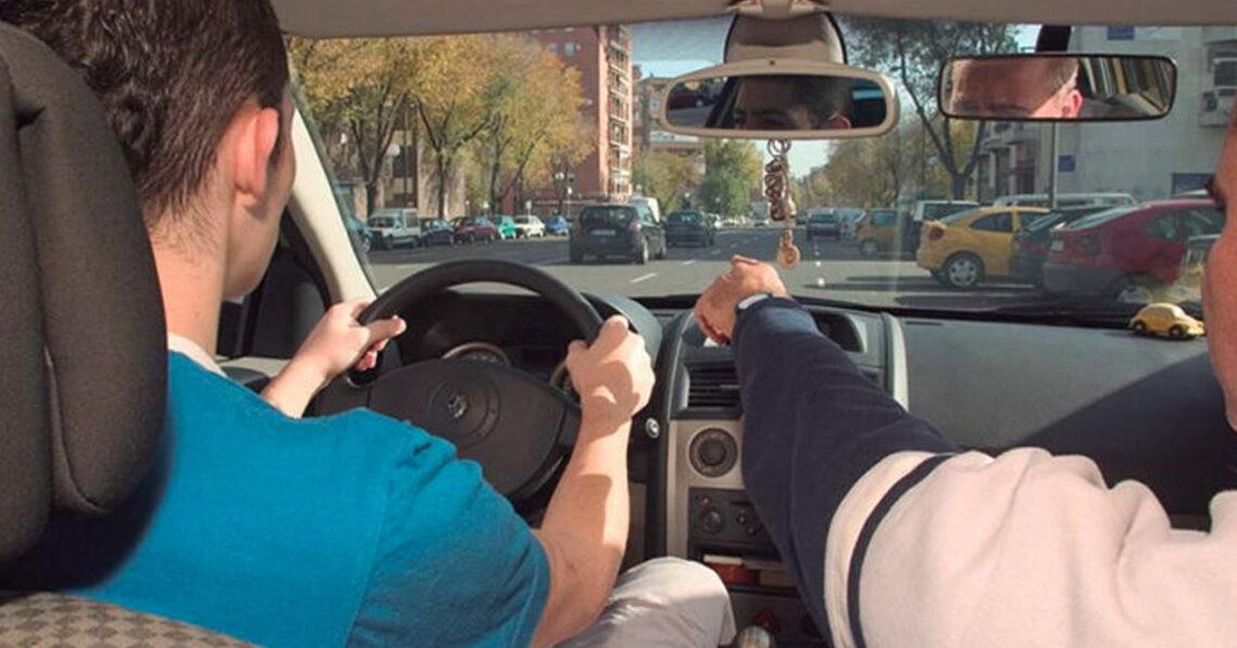 dgt examen conducir