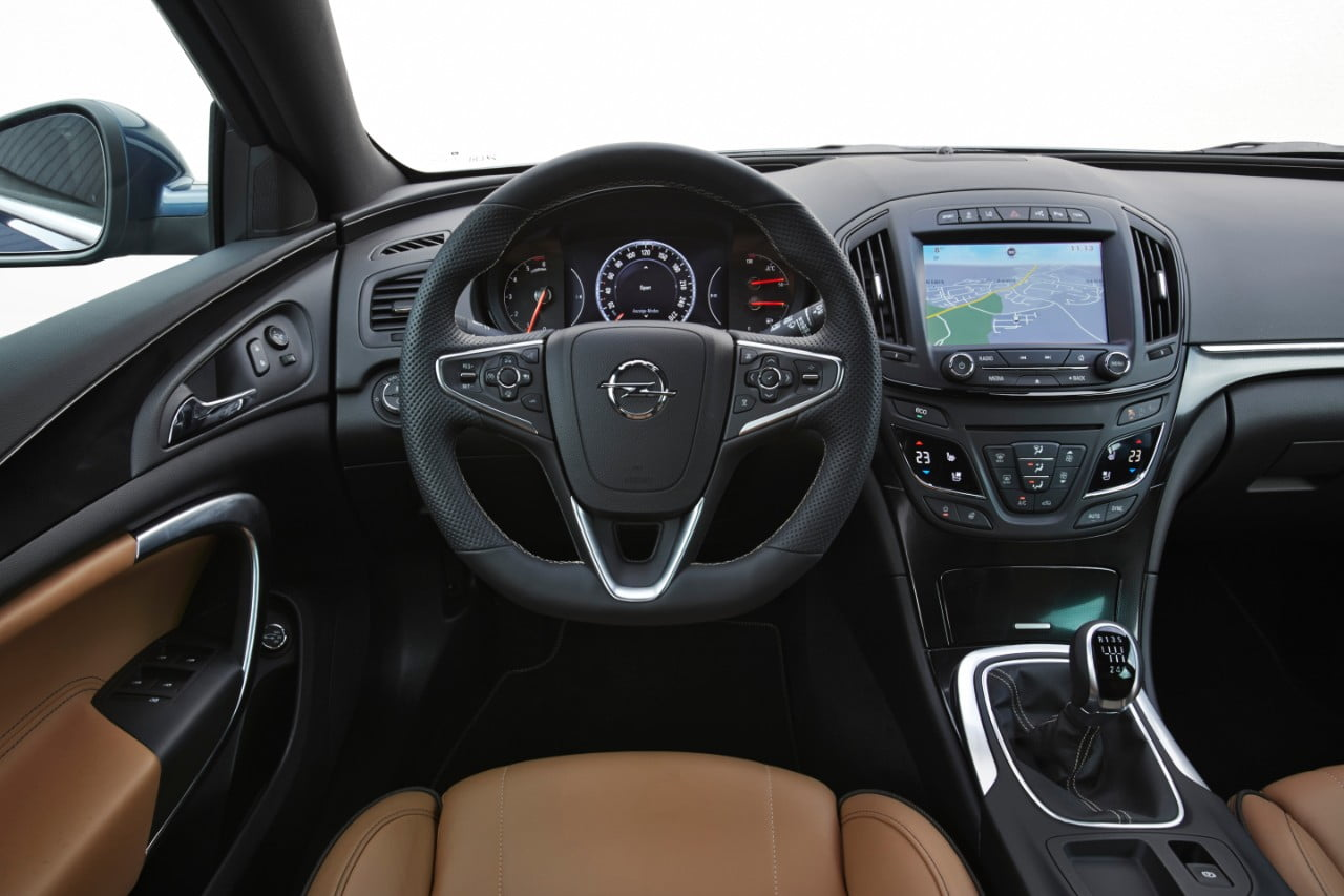 interior Nuevo Opel Insignia Innovative Edition